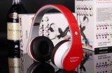 Handfree StereoBluetooth Kopfhörer-Kopfhörer mit MP3-Player der TF-Karten-FM