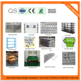 Metallsupermarkt-Regal für Tajikstan Speicher-Einzelverkaufs-Vorrichtung