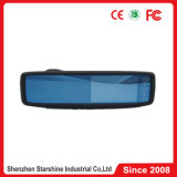 4.3 polegadas Car Mirror Rearview Monitor com High Brightness Touch Button e Car Rearview Camera System