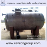 Échangeur de chaleur de flottement neuf de réservoir sous pression de Bes de l'arrivée 2016 E-08