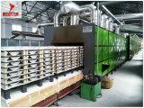 De Oven van de tunnel voor het Vaatwerk van Ceramisch/China van het Been