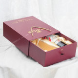 2016 ultimo Fancy di lusso Paper Packing Box per Wine