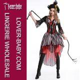Halloween-Kostüm-Mädchen-Piraten-Kostüm (L15350)
