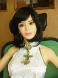 Agens wünschte Cer-Bescheinigung-lebensgrosse volle Silikon-Liebes-Puppe