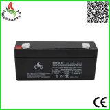 batería de plomo sellada recargable del AGM de 6V 3.2ah para el juguete