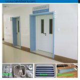Barretta Safe Noiceless Sickroom Ward Door con Retarder (BN-HP102_white)