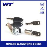 Blocage de levier en alliage de zinc de combinaisons de la clé machine 5000 de la qualité 20mm de Wangtong