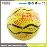 機械はよりよいデザインと改まったサッカーボールをステッチした