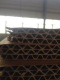Rectángulo pesado del cartón del embalaje de la Triple-Pared