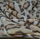Tela de señora Silk Floral Printed Chiffon para la blusa