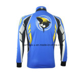 Long Rapide-Drying Sleeve Fishing Shirt avec Sublimation Printing