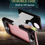 Figment portable Vr Caso 3D Glasses para Mobile Phone