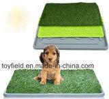 HundePotty Trainings-Tellersegment-bewegliche Haustier-Toilette