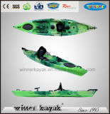 Места Single Сядьте на Top Plastic Fishing Kayak