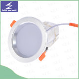 plafond Downlight de dispositif enfoncé par DEL de 5W 7W 9W