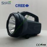 linterna recargable del CREE LED del poder más elevado 10W