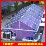 شفّافة [بفك] تغطية عرس فسطاط حزب خيمة عمليّة بيع في [غنغزهوو]