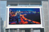 Diodo emissor de luz Display Screen de P16 Outdoor Full Color para Advertizing