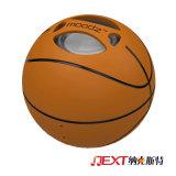 Bewegliche Bluetooth drahtlose Lautsprecher-Basketball-Form