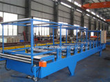 EPS Sandwich Panel Machine Production Line voor Geprefabriceerd huis