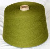 Alfombra farbic / Tela que hace punto de ganchillo de lana Yak / Tibet lana de oveja natural del hilado blanco