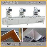 Parker 최신 판매 플라스틱 PVC Windows 문 4개 점 용접공 기계