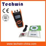 Verificador Handheld ótico de Techwin do medidor de potência de Tw3212e Pon