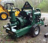 Vacuüm Eerste staat de Ontwaterende Pompen van het Afval van de Dieselmotor bij