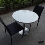 Таблица мрамора мебели трактира быстро-приготовленное питания верхняя обедая