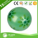 Bola barata del PVC de las bolas animosas a granel con la bola de salto de la insignia de Custtom con la bomba