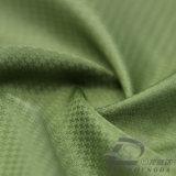 вода 50d 290t & Ветр-Упорной напольной Sportswear ткань 100% нити полиэфира жаккарда шотландки вниз сплетенная курткой (53172)
