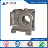CNC Machining Aluminum Caso Box Casting per Engine Parte