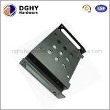 Metal personalizado que carimba o suporte de dobra do triângulo feito em China