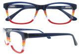 Het Frame van Eyewear van de Acetaat van de manier voor Vrouwen met Verstrekt Ce