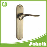 Plate에 최신 Sale European Style Door Handle