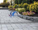 Flagstone di pavimentazione esterno grigio naturale