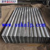 Poids de feuille galvanisée de fer ondulé