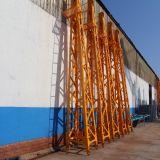 (5010) верхний кран башни набора Qtz63 для строительного проекта