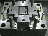 Инжекционный метод литья, компоненты подвергая механической обработке, подвергать механической обработке точности разъема точности
