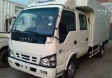 Isuzu 600p Double Row Van Truck