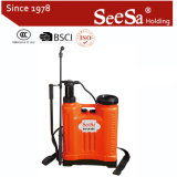 16L 배낭 또는 책가방 수동 손 압력 농업 스프레이어 (SX-LK16C)