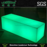 Meubles variables Ldx-C62 de la couleur en plastique LED de Leadersun