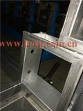 Amortisseur de volume de l'air de gril de grand dos d'équipement terminal de climatisation pour le roulis de conduit formant la machine Vietnam