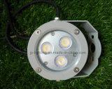 indicatore luminoso del punto del giardino di 3W RGB LED con la base (JP832033)