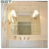 2mm-10mm Clear Copper Free/ Silver/ Aluminum Bathroom Mirror