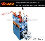 Máquina quente comercial da selagem do copo da venda na eficiência elevada