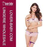 Bon marché plus Underwear de Madame Lingerie Set (L27989-2) de taille