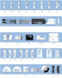 Plaques d'aiguille pour machine à coudre (standard)
