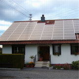 5kw Crystalline Silicon Solar Panels pour House Roofs