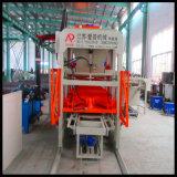 Machine de moulage creuse hydraulique de verrouillage de bloc à vendre
